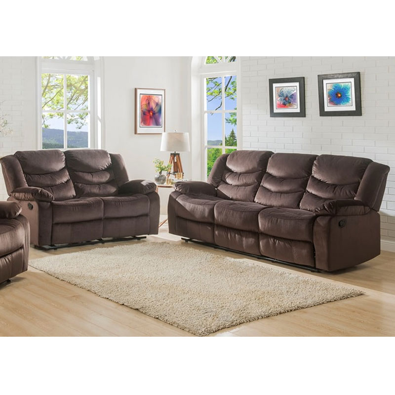 2 piece set sofa & loveseat (out of stock)