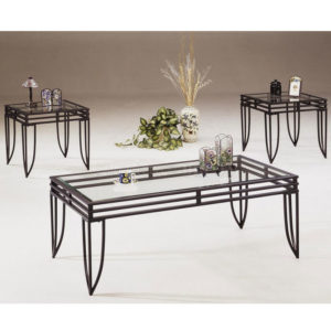 Beau 3 PIECE TABLE SET