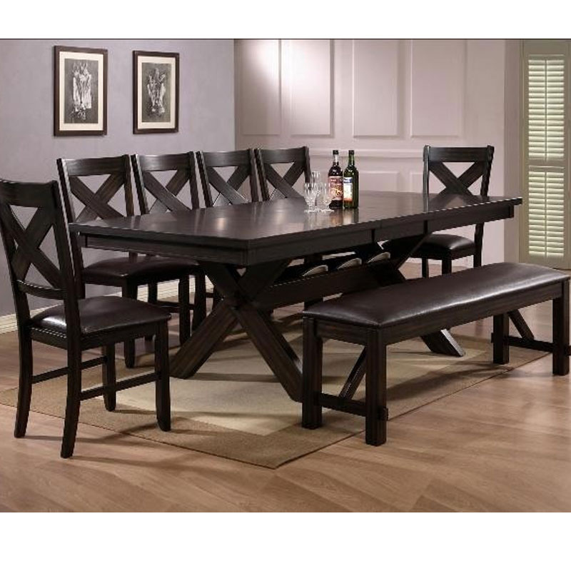 Dinette Sets Cheap: 7 PIECE DINETTE SET • Furniture & Mattress Discount King