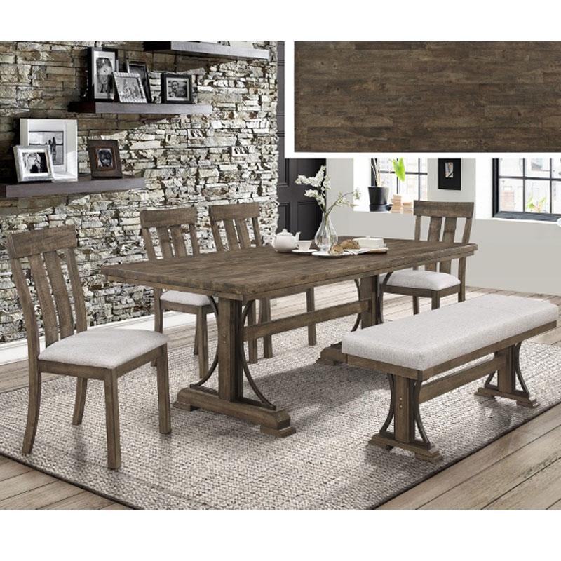 6 piece dinette set furniture mattress discount king. Black Bedroom Furniture Sets. Home Design Ideas